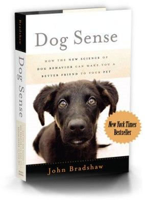 DogSense book cover